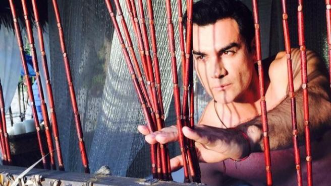 <p>David Zepeda responde al escándalo de su video sexual.</p>