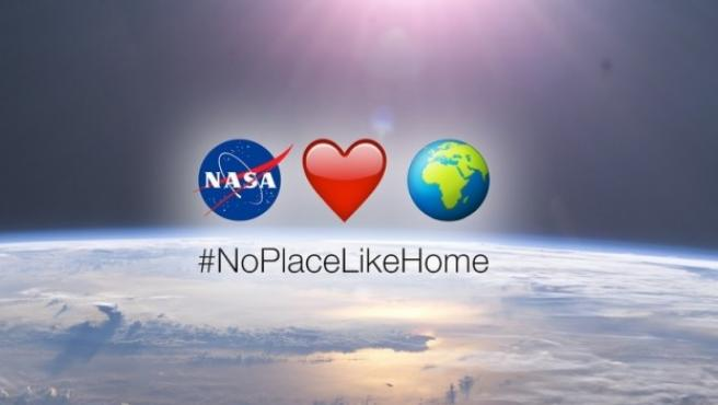 """<p>#NoPlaceLikeHome, campaña de la NASA por el Día de la Tierra<span style=""""margin: 0px; padding: 0px; border: 0px; outline: 0px; font-size: 11px; vertical-align: baseline; color: #000000; font-family: Arial, Helvetica, sans-serif; font-style: normal; font-variant: normal; font-weight: normal; letter-spacing: normal; orphans: auto; text-align: start; text-indent: 0px; text-transform: none; white-space: normal; widows: 1; word-spacing: 0px; -webkit-text-stroke-width: 0px; background: #ffffff;""""><span class=""""Apple-converted-space""""><br /></span><br /></span></p>"""